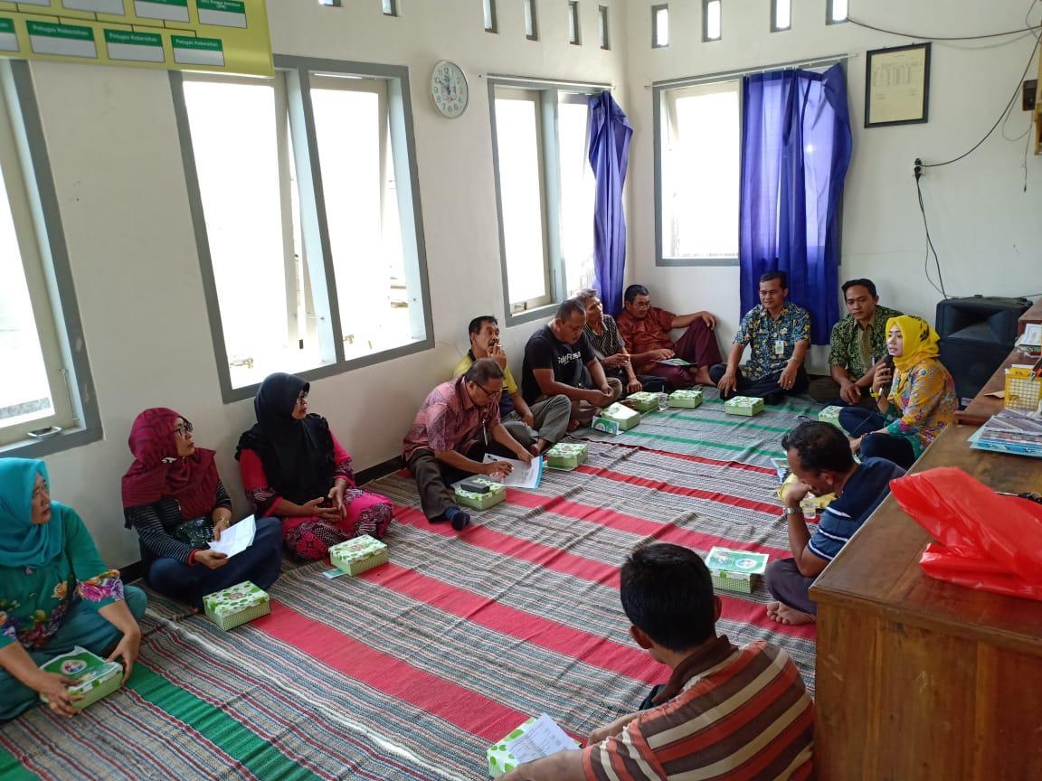 BPJS Ketenagakerjaan Pacitan Sosialisasi di 10 Pasar: Jamin Tetap Dagang Walau Musibah Menghadang