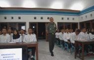 Kodim 0707 dan Kesbangpol Wonosobo Gelar Pendidikan Bela Negara Bagi Pelajar