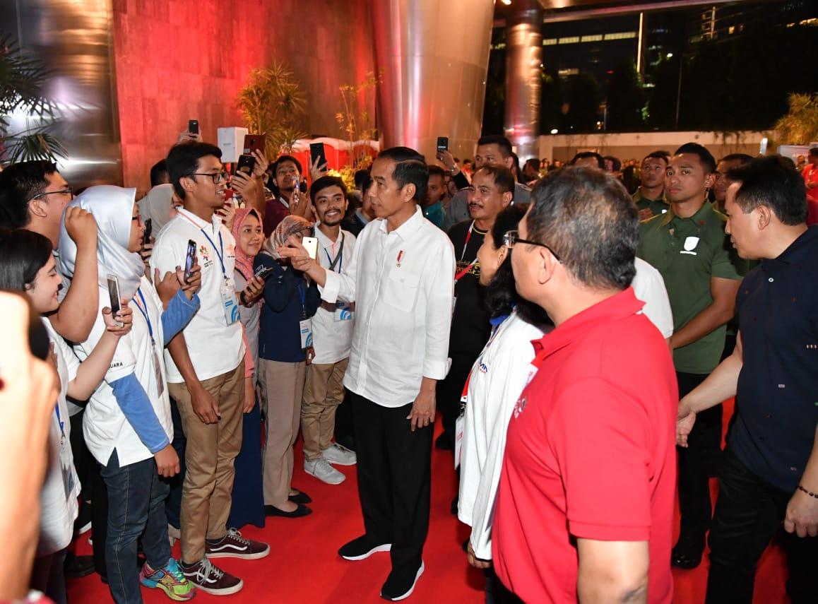 Hari Inovasi Indonesia, Presiden Jokowi Minta BUMN Unjuk Inovasi