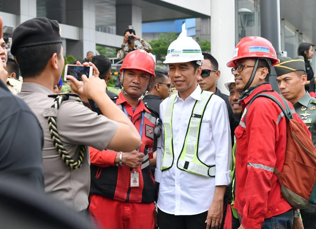 Ekonomi Tumbuh 5,17 persen, Presiden Jokowi: Sangat Baik di Tengah Tekanan Global
