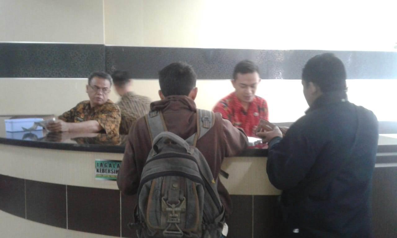 Pukul 06.00 Pagi, Samsat Wonosobo Sudah Siap Layani Wajib Pajak PKB