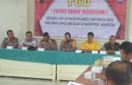 FGD Upaya Ciptakan Pilkades di Wonosobo Aman, Damai, dan Sejuk