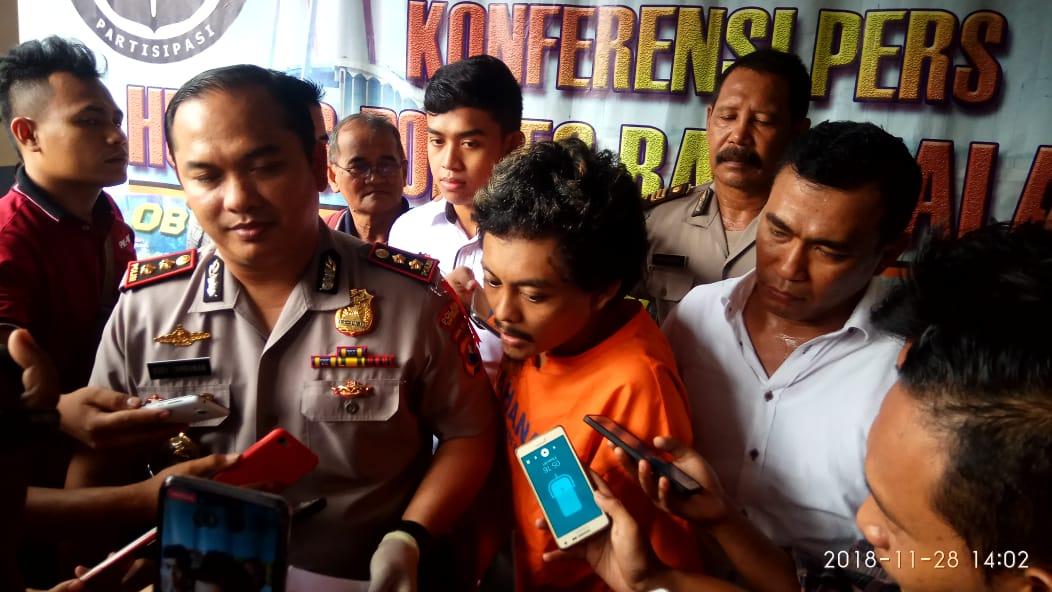 Tikam Korban Saat Tidur, Pelaku Pembunuhan di Bangkalan Dibekuk Polisi