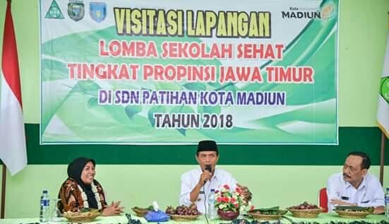 Juri Penilai LSS Jawa Timur, Terkesan Dengan Prestasi Pelajar Kota Madiun