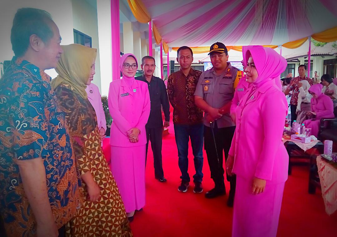 Ibu Kapolda Jatim Kunjungi Yayasan Kemala Bhayangkari Trenggalek