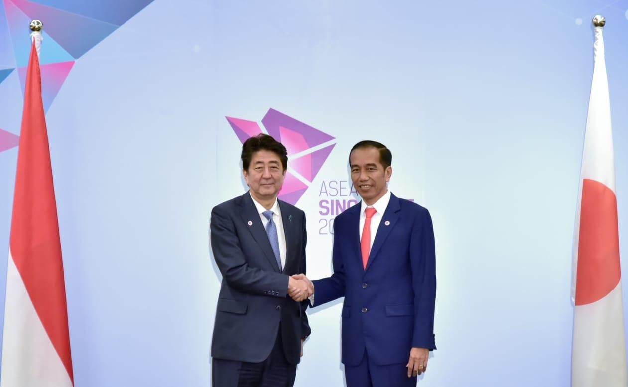 Presiden Jokowi Presentasikan Konsep Indo-Pasifik di EAS