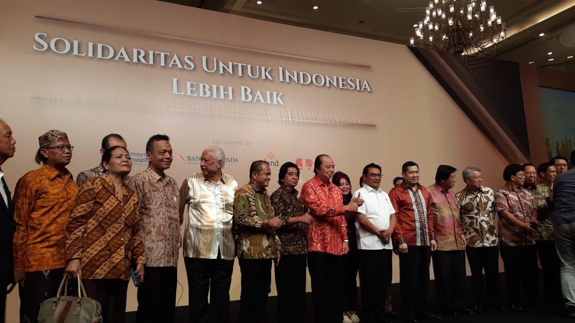 Moeldoko: Tak Ada Lagi Bicara Mayoritas dan Minoritas di Indonesia