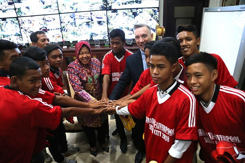 Supriadi Bersama Sembilan Anak Berbakat Lain, Besok Akan Berangkat ke Liverpool