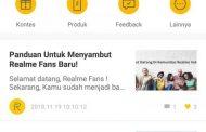 Dekatkan Diri Dengan Komunitas Pengguna Realme di Indonesia, Realme Luncurkan Realme Community Apps