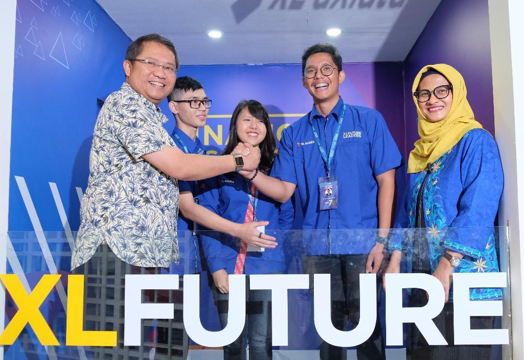 Investasi Besar, XL Axiata Lahirkan SDM Unggul di Era Digital