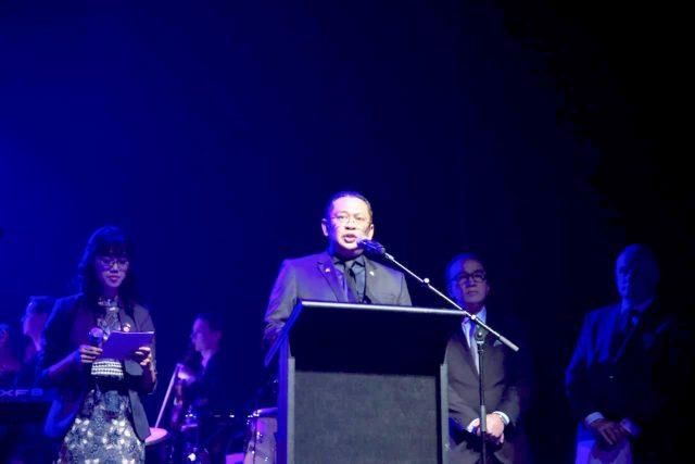 Bamsoet Lantunkan Pantun Saat Buka Konser Persahabatan Indonesia-Selandia Baru