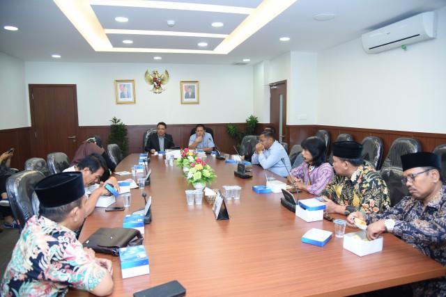 DPRD Banyuwangi ke Senayan, Konsultasi Dengan Badan Keahlian DPR RI