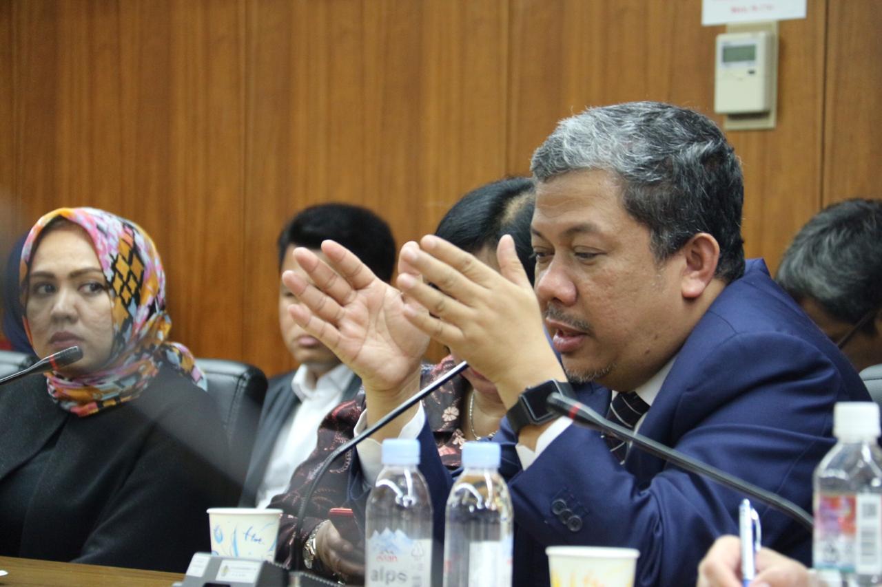 Fahri: Manfaatkan Persetujuan PM Abe Memudahkan Asing Bekerj