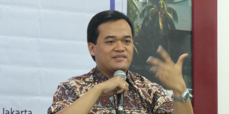 Gun Gun Heryanto: 'Perang' Diksi Tidak Efektif Gaet Swing Voters