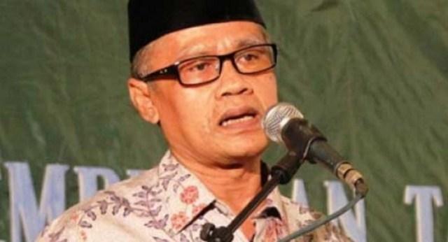 Haidar: Silakan Warga Muhammadiyah Pilih Capres Sesuai Nurani Mereka
