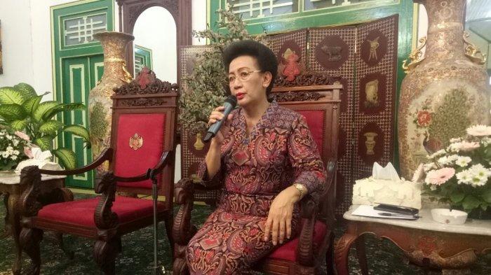 Ratu Hemas Minta Capres-Cawapres Pemilu 2019 Tidak Saling Serang