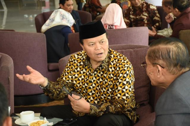 Hidayat Apresiasi LPP RRI Palangkaraya Buat Tagline 'Memilih Itu Juara'