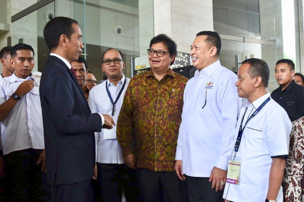 Bamsoet Apresiasi Langkah Jokowi Cabut Relaksasi UMKM