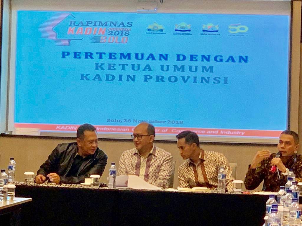 Bamsoet: Perkembangan Ekonomi Indonesia Menunjukkan Tren Positif