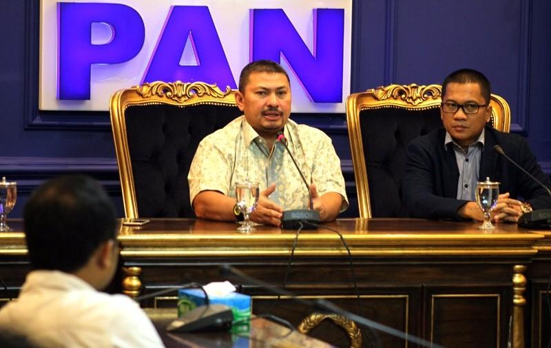 Mulfachri Harahap Calon Kuat Gantikan Taufik Sebagai Pimpinan DPR RI