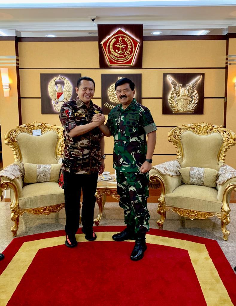 Bamsoet: Jambore Kebangsaan Bela Negara Puncak HUT FKPPI 2018