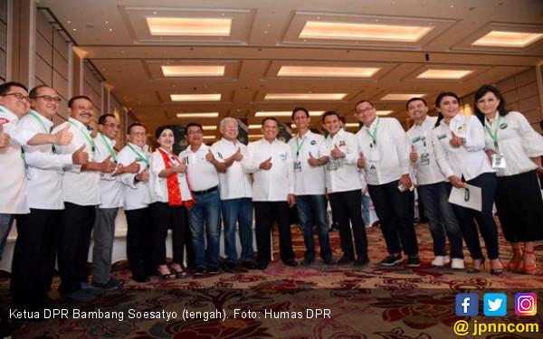 Kehadiran Relawan Pengusaha Muda Dapat Buat Atmosfer Politik Indonesia Cerah