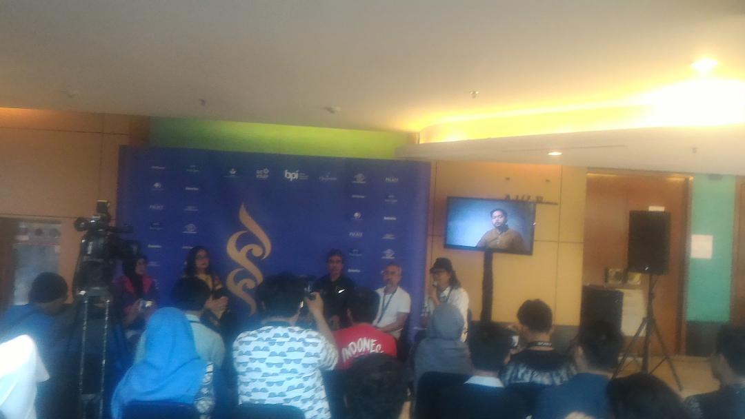 FFI Selenggarakan Malam Anugerah Piala Citra 2018