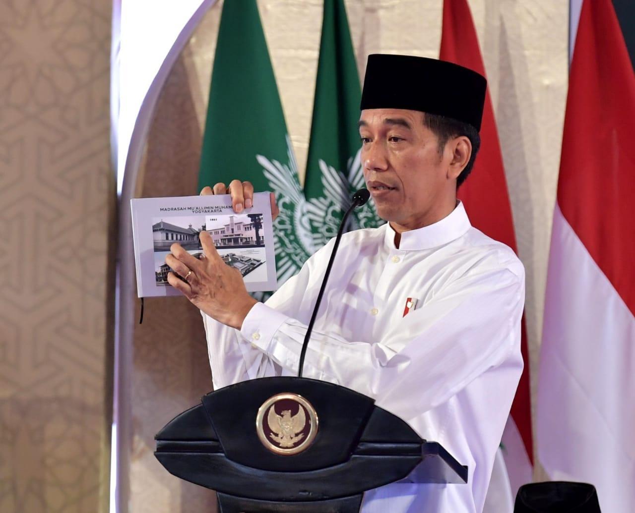 Presiden: Pembangunan Infrastruktur Bukan Hanya Urusan Ekonomi, Tapi Juga Persatuan Bangsa