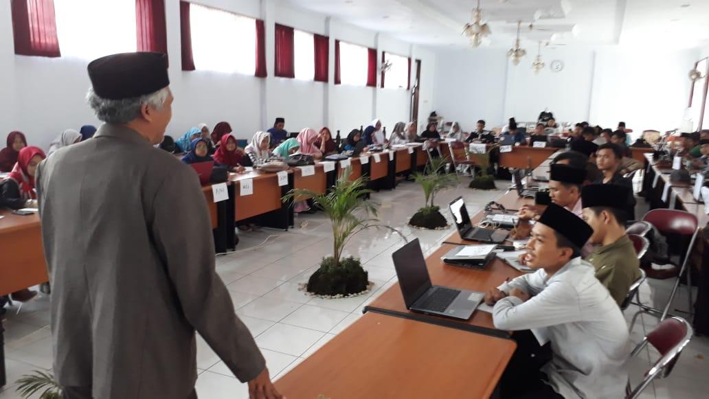 KSP Gelar Pelatihan Media Sosial untuk Anak Muda di Ponpes Cipasung-Tasikmalaya