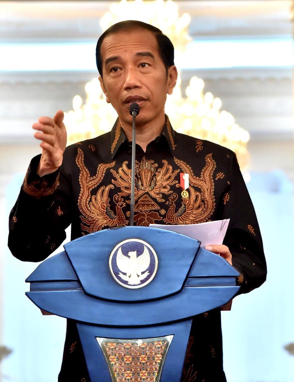 Presiden: Tak Ada Tempat untuk Kelompok Kriminal Bersenjata di Tanah Air