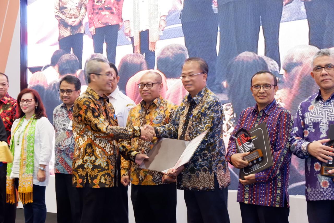 Dukung Budaya Antikorupsi, OJK Kembali Raih Penghargaan KPK