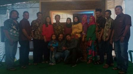 Dagelan Wonosobo, Grup Para Pecinta Damai dalam Persahabatan