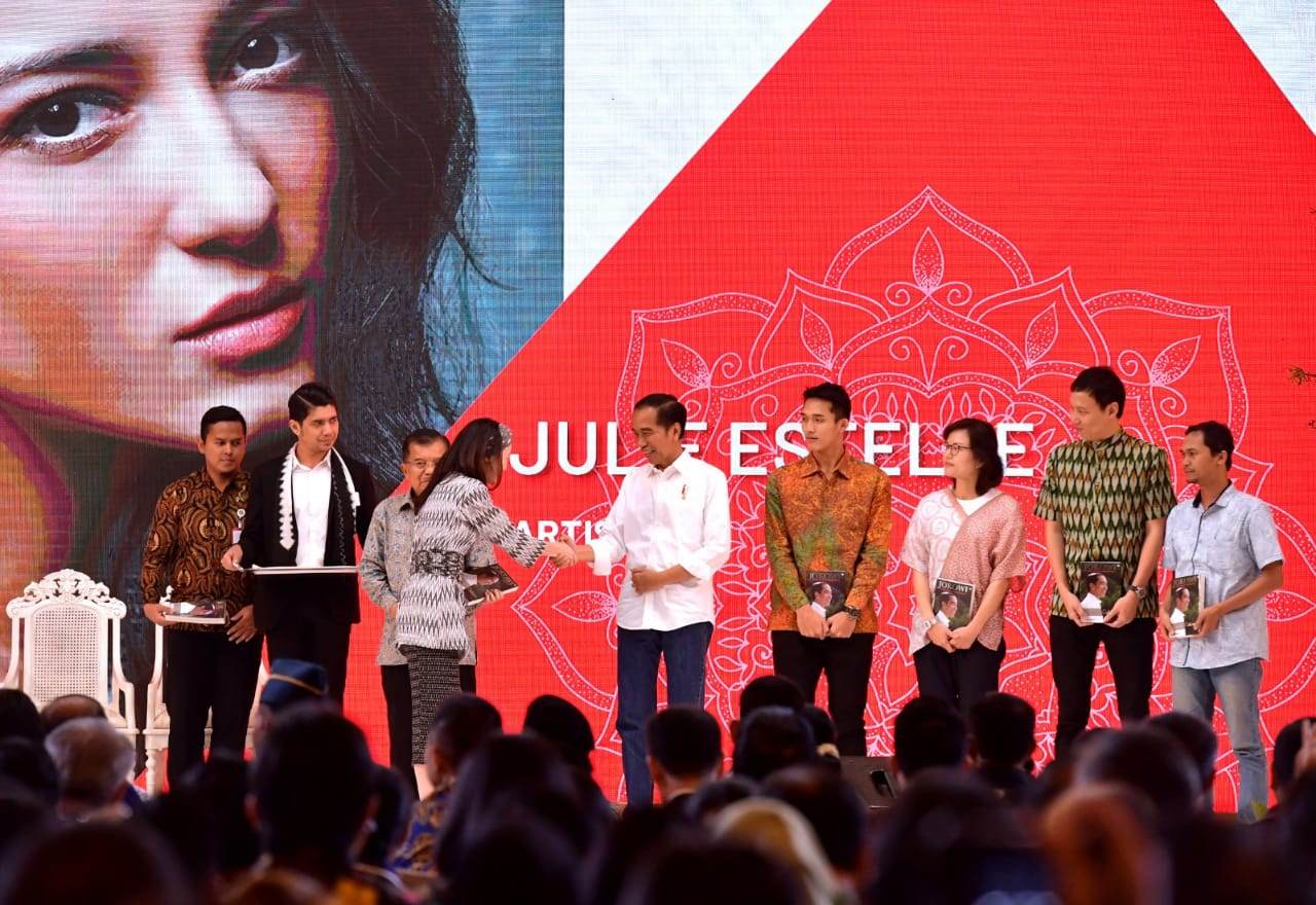 Presiden Jokowi: Pembangunan Perlu Proses dan Perjuangan