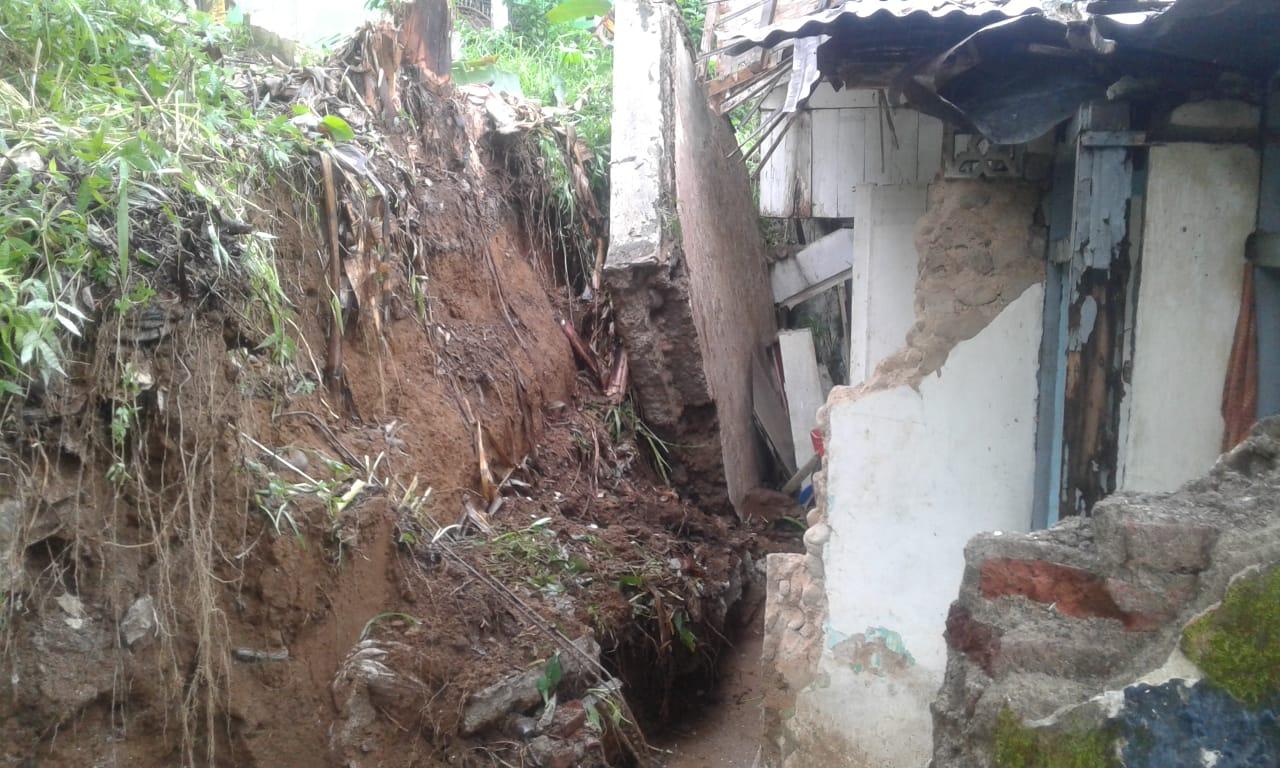 Lagi, Longsor Akibat Curah Hujan Tinggi di Wonosobo