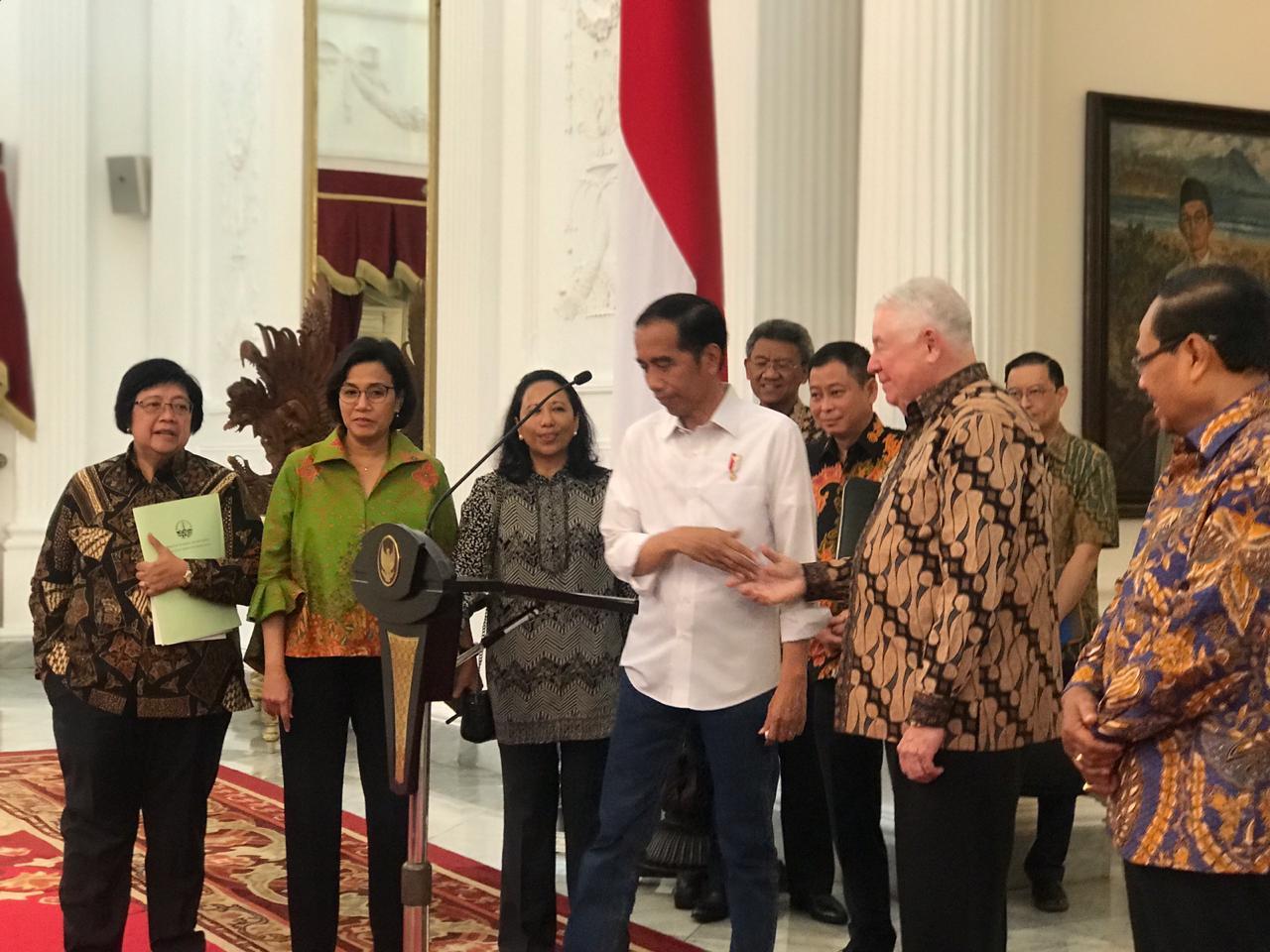51 Persen Saham PT Freeport Resmi Dikuasai Indonesia