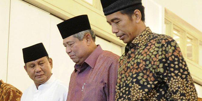 Dukung Prabowo Bumerang Bagi Demokrat (AHY) 2024, Pilih Jokowi Lebih Prospek