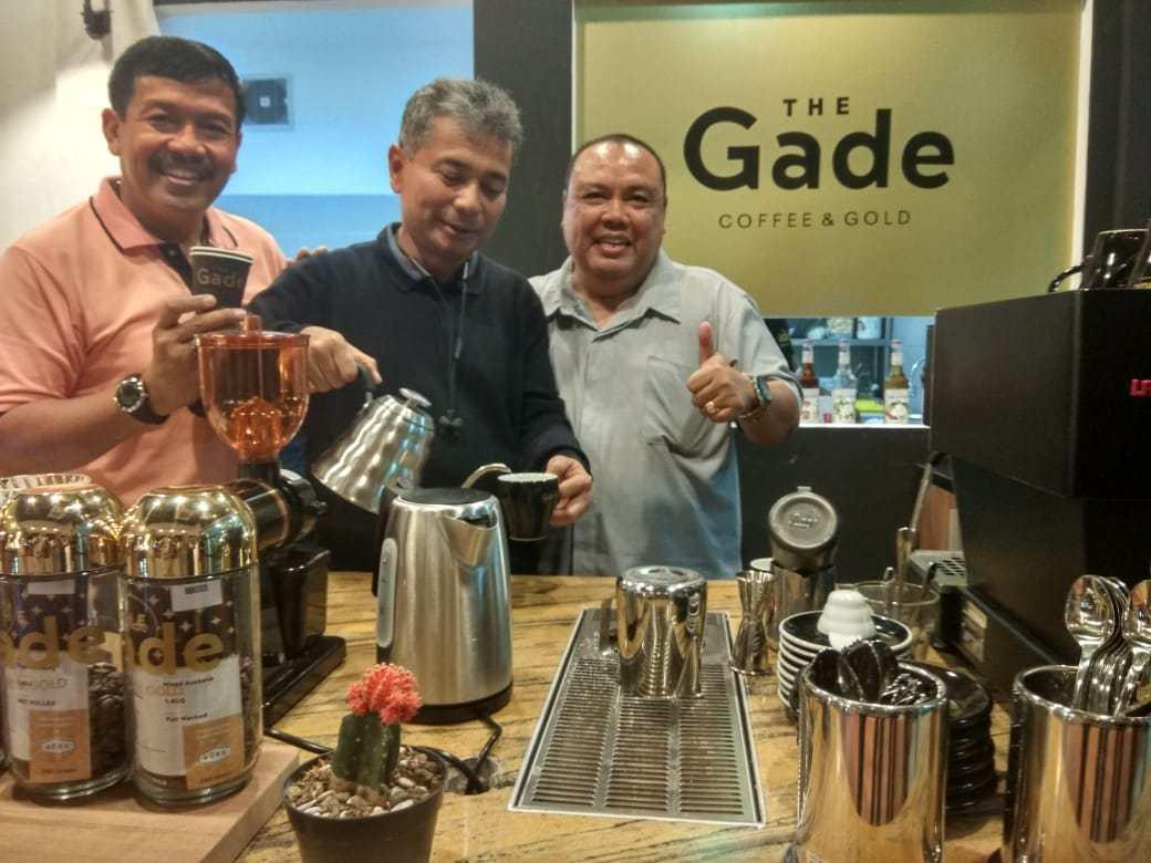 Inovasi, PT Pegadaian (Persero) Kembangkan  The Gade Coffee & Gold