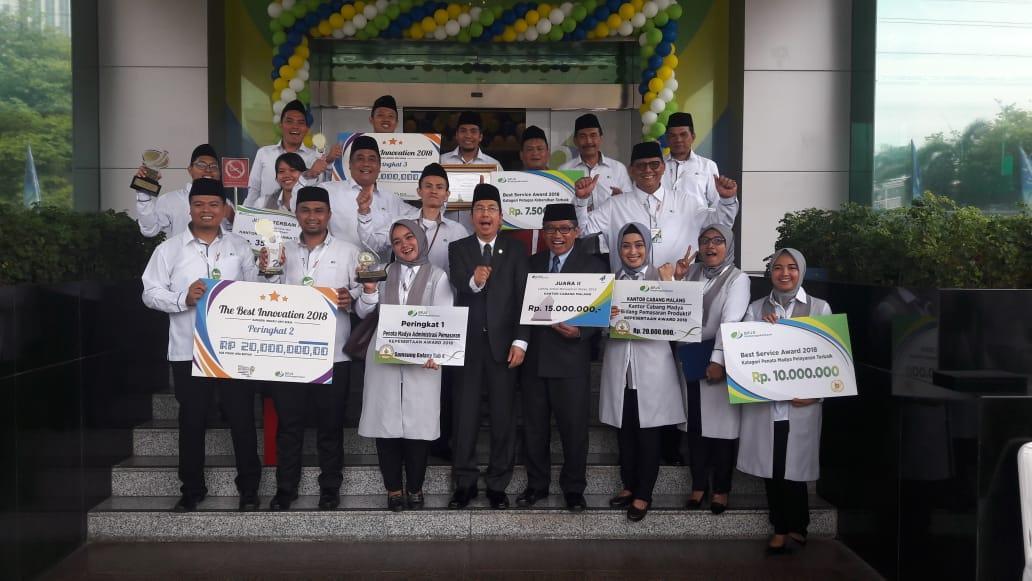 Jatim Raih 2 Penghargaan Desa Sadar Jaminan Sosial Ketenagakerjaan