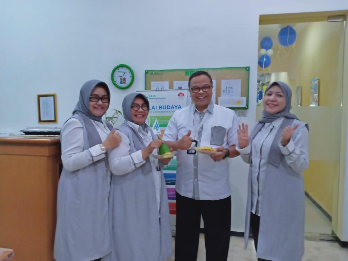 Kedepan Bpjs Ketenagakerjaan Surabaya Darmo Tingkatkan Hubungan Kelembagaan Beritalima Com