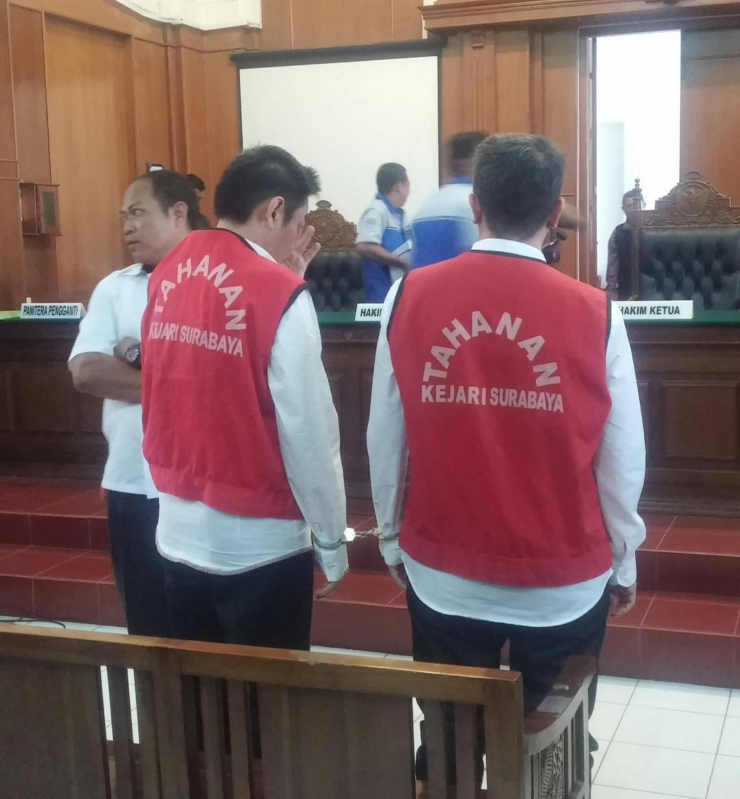 Korban Peradilan Sesat, Dua Terdakwa Sipoa Dituntut 4 tahun
