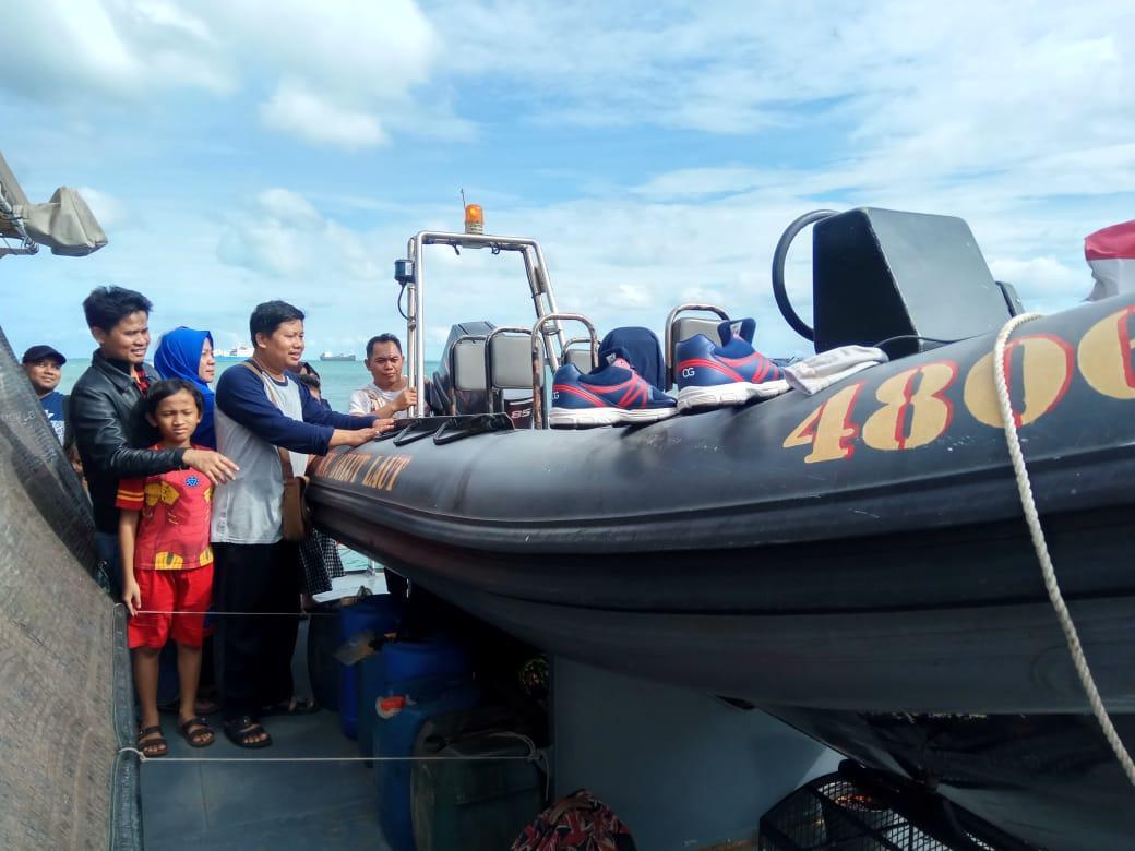 Open Ship Belut Laut, Upaya Bakamla Tumbuhkan Jiwa Bahari