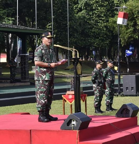 Panglima TNI :  Kemampuan Menembak Merupakan Tuntutan Profesionalisme Prajurit
