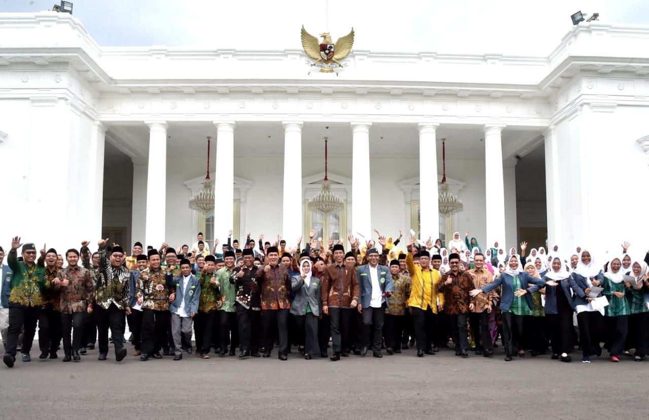 Presiden Jokowi: Bangsa Ini Sedang Hijrah Menuju Kemajuan