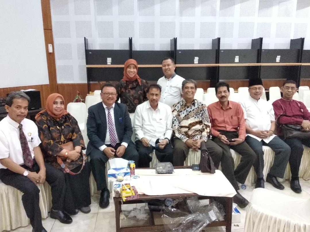 Prof Jasruddin: Semoga UMI Makassar Bisa Pecah Telur Nilai A Akreditasi Institusi