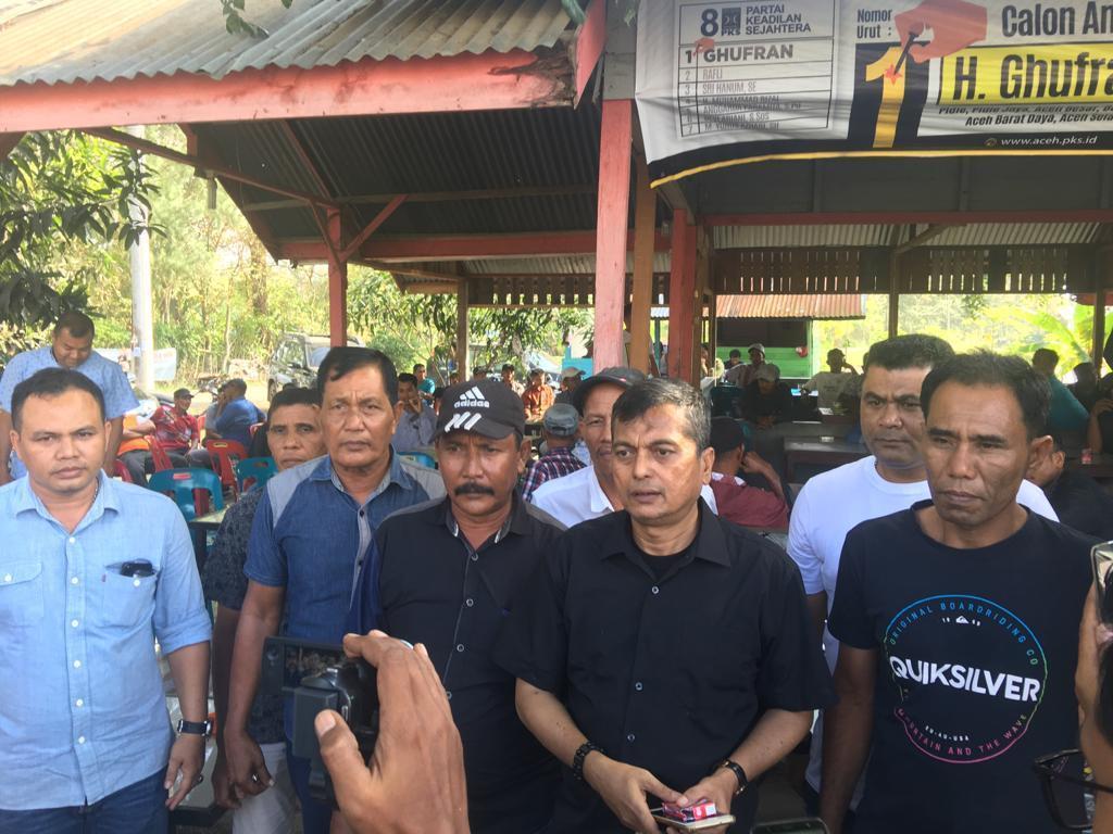 Ratusan GAM Independen Berkumpul, Siapkan Deklarasi Akbar Dukung Jokowi-Ma'ruf Amin