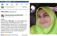 Ngaku Istri Kombes, Akun R Mutia Ridwan Terancam Dilaporkan