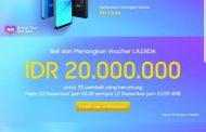 Hari Belanja Nasional 12:12, Realme hadirkan super smartphone untuk anak muda Indonesia