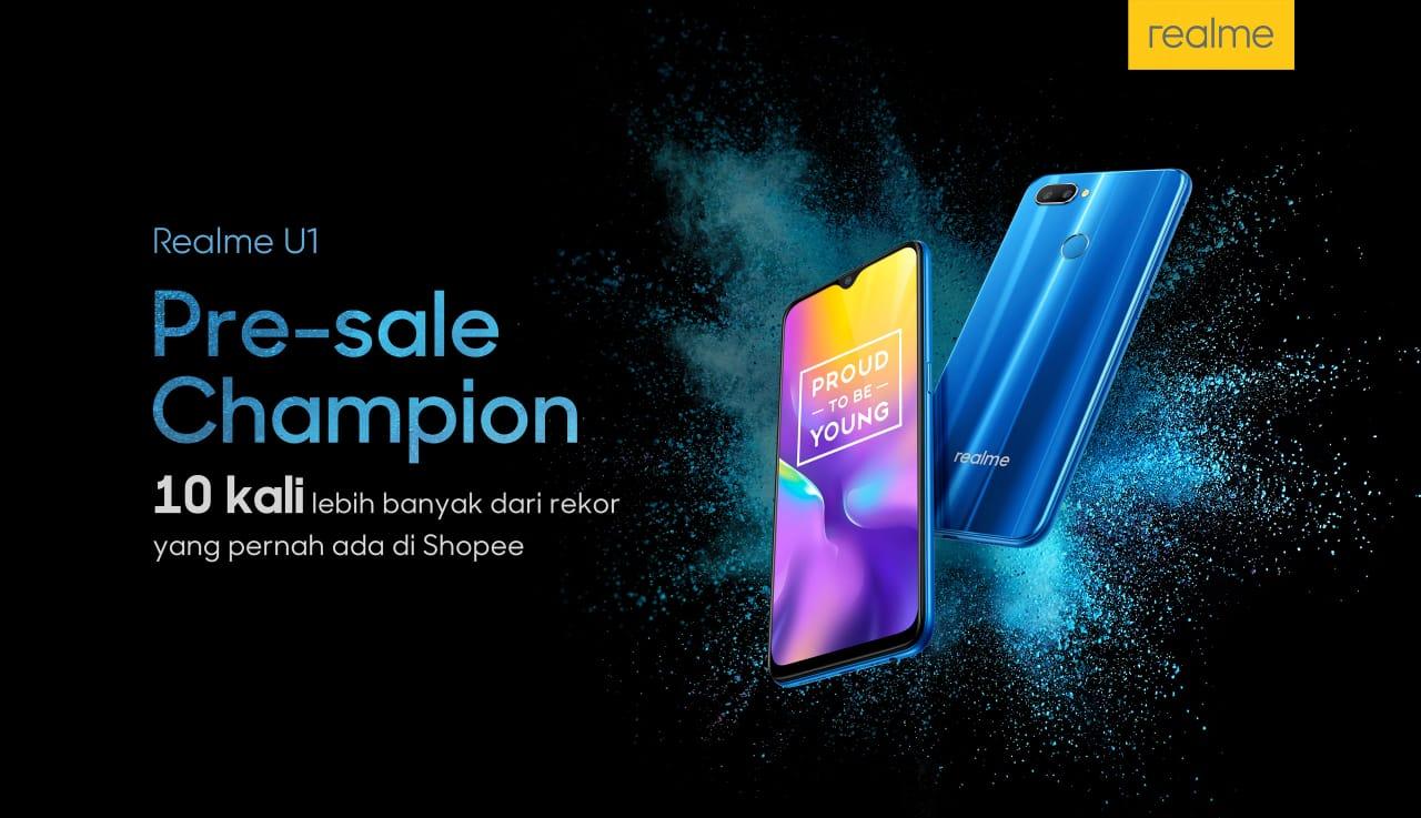 Partisipasi di Belanja Online Nasional 12.12, Realme Kembali Pecahkan Rekor Penjualan Online Perdananya