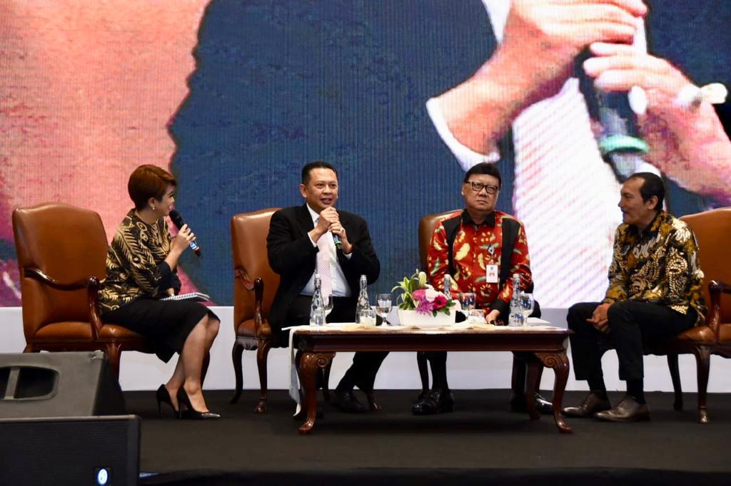 Bamsoet Ajak KPK Bergandeng Tangan Dengan DPR Cegah Korupsi di Parlemen