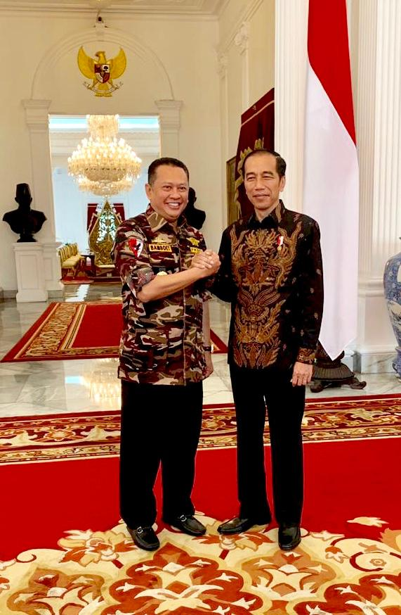 Presiden Jokowi Dijadwalkan Buka Jambore Bela Negara FKPPI 2